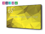 "SWEDX 65"" Matrix Video Wall / 4K nativ"