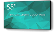 "SWEDX 55"" Super Ultra Matrix Video Wall"