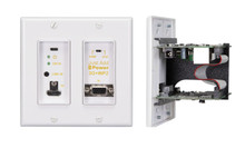 3G+ Wallplate TX 2-gang