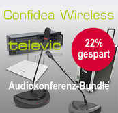 Confidea G3 Wireless Komplettsystem