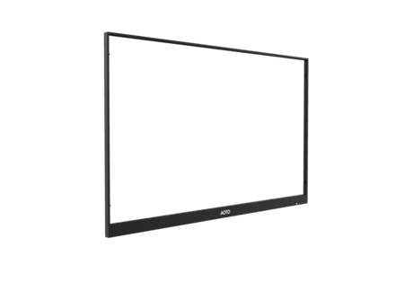 Infrared touch frame