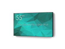 "SWEDX 55"" UltraMatrix Videowall, nat. 4K"
