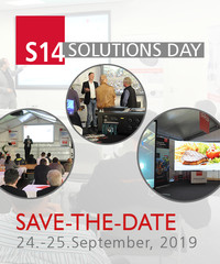 Save-the-Date: S14 Solutions Day am 24. und 25. September