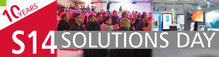 Zum 10ten mal S14 Solutions Day bei COMM-TEC