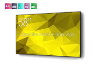 "SWEDX 58"" Matrix Video Wall / native 4K"