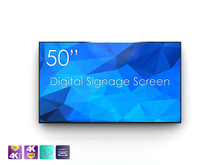 "SWEDX 50"" DigitalSignage Screen / nat 4K"