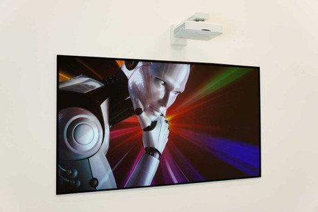 "100"" LaserPanel Touch"