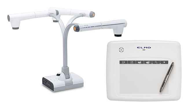 ELMO Visualiser - Document Cameras for Education and Business