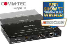 DaisyNET II: Winner of the Product Innovation Award at ISE 2017
