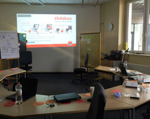ClickShare boosts learner engagement at Jungheinrich Training Center