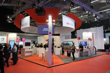 COMM-TEC saw a strong rise in visitor figures at the ISE 2018