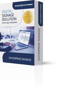 COMM-TEC becomes new distribution partner for easescreen Digital Signage Solution