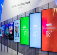 Vestel digital signage and touch display solutions in the COMM-TEC portfolio