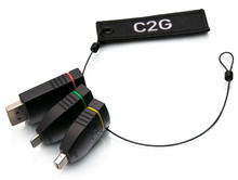 COMM-TEC Exertis is new distributor for C2G